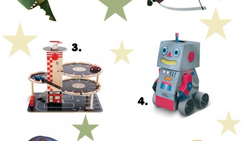 holiday gift guide for little boys