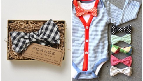 bow ties for men and the little ones