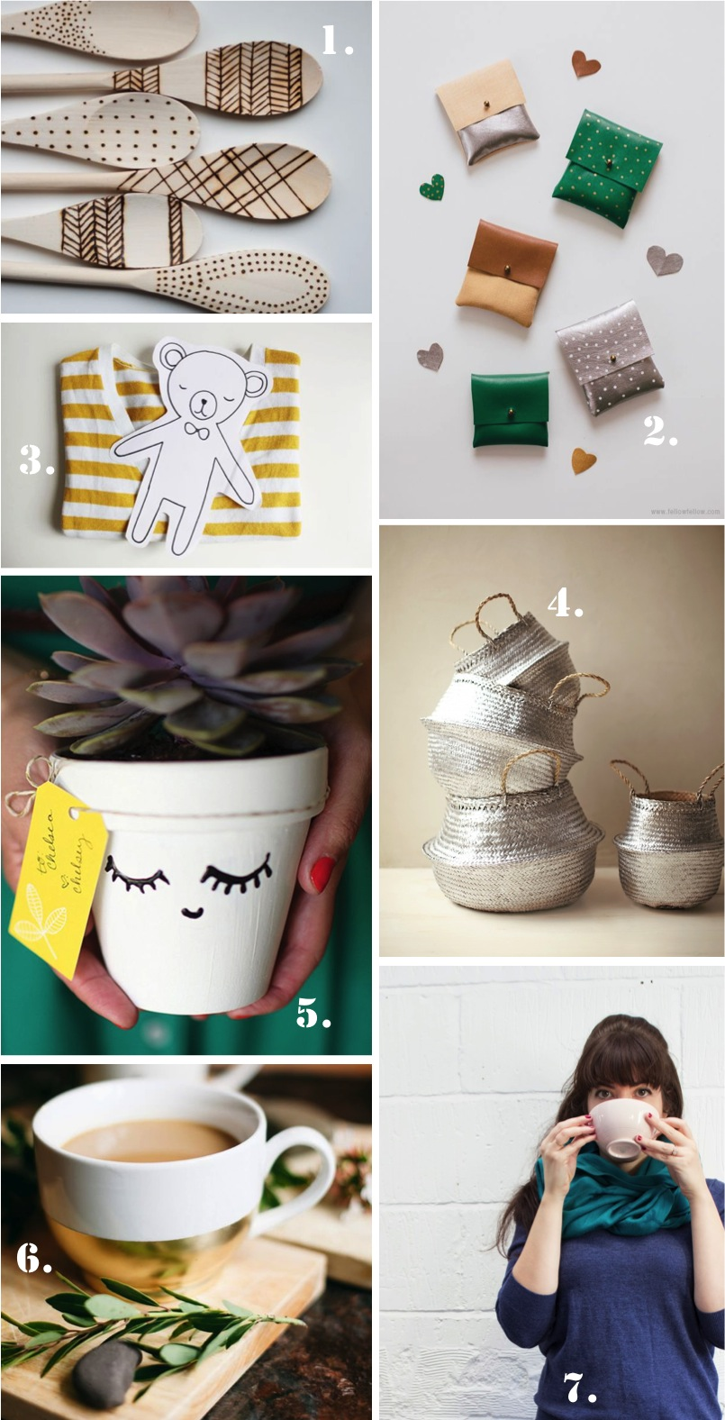 Weekend diys make your own holiday gifts this little for Make your own christmas gift baskets