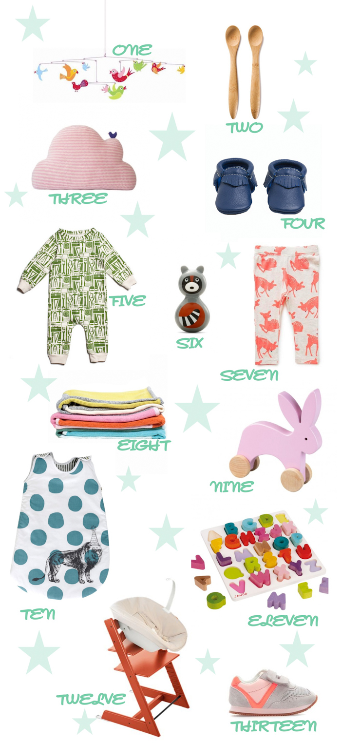 Baby Gift Wish List : Holiday gift guide for babies and the little ones