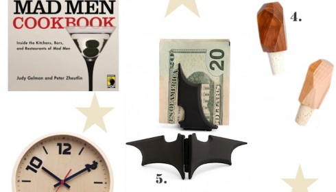 holiday gift guide for men hip and trendy