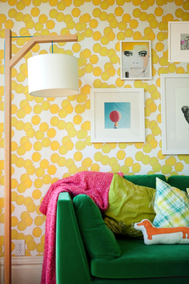 Decorate With Amazing Removable Wallpapers