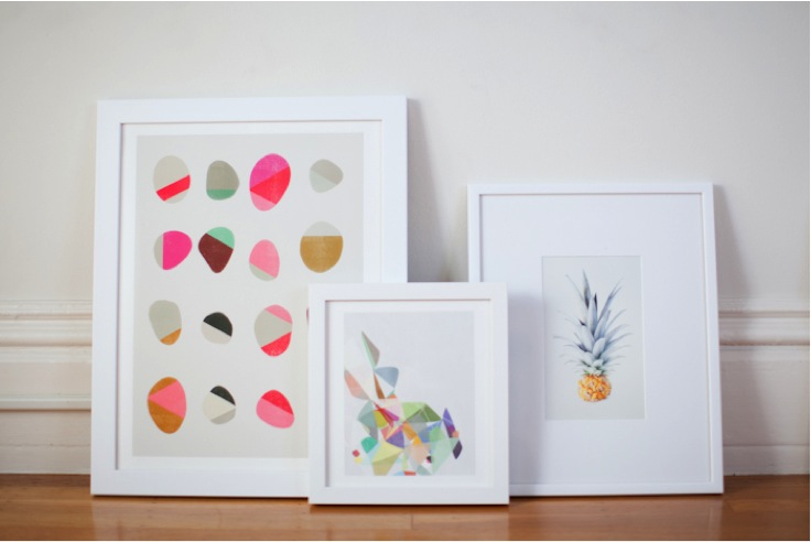 Beautiful (and affordable!) custom frames + a $150 giveaway! | This ...