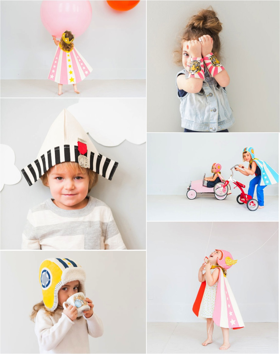 fun kid dress up by Love Lane