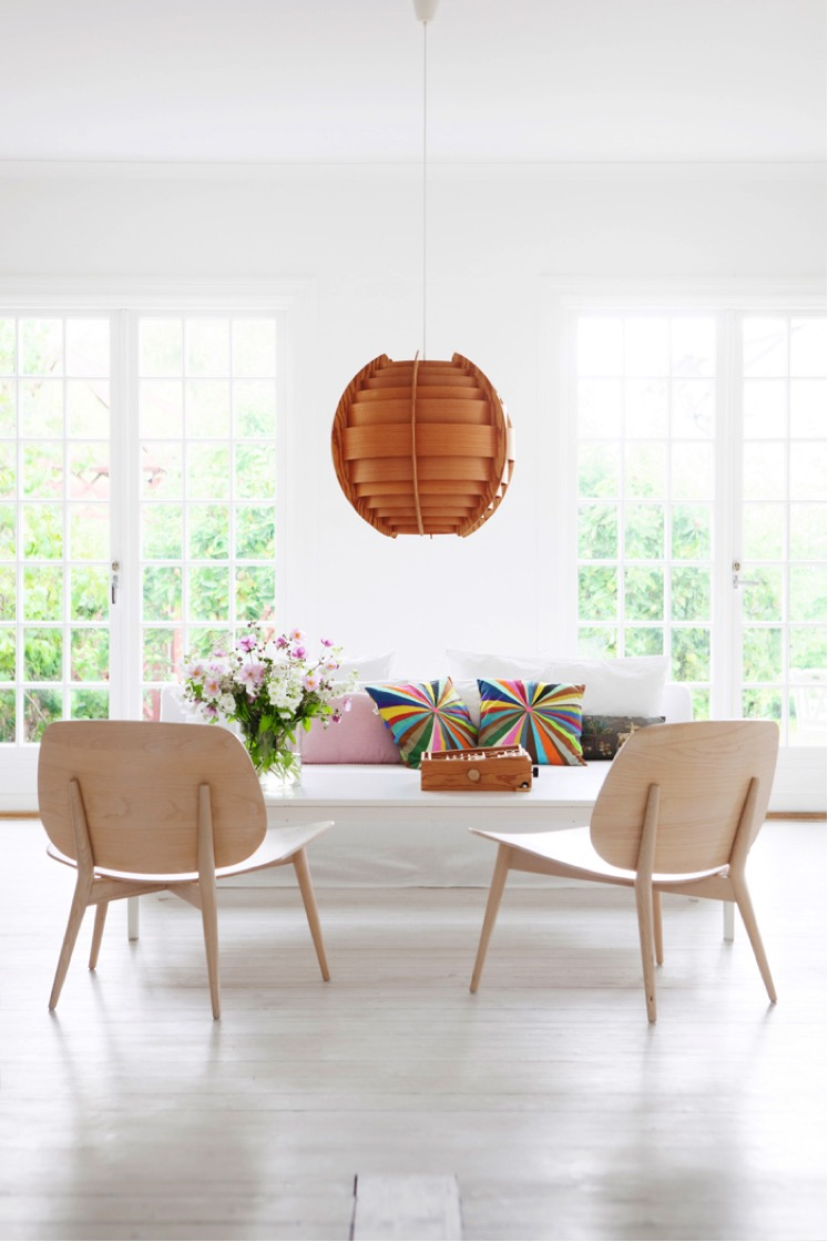 gorgeous pendant light