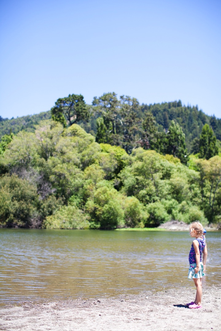russian river camping
