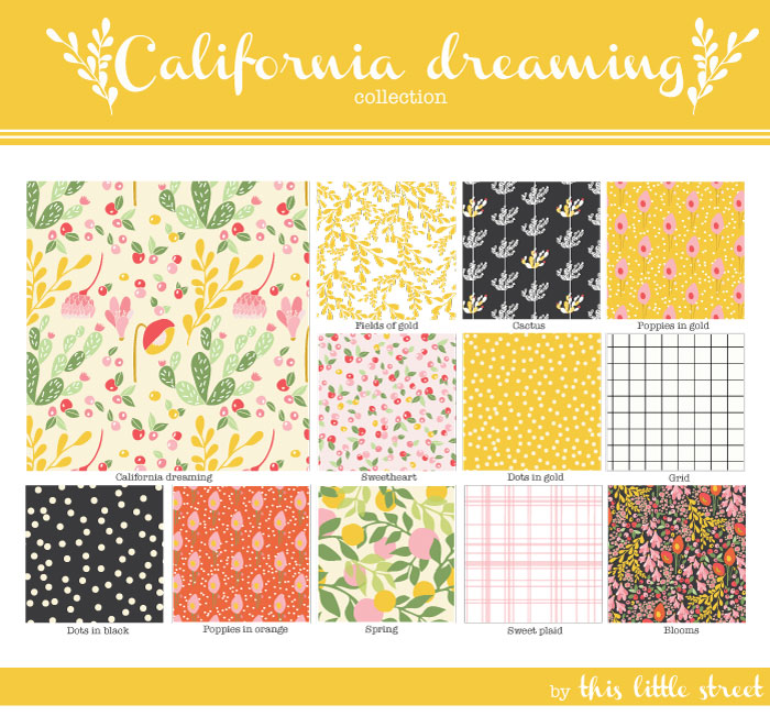 California-dreaming-patterns